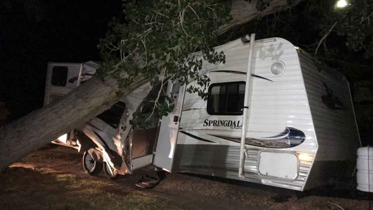 RV Towing WY