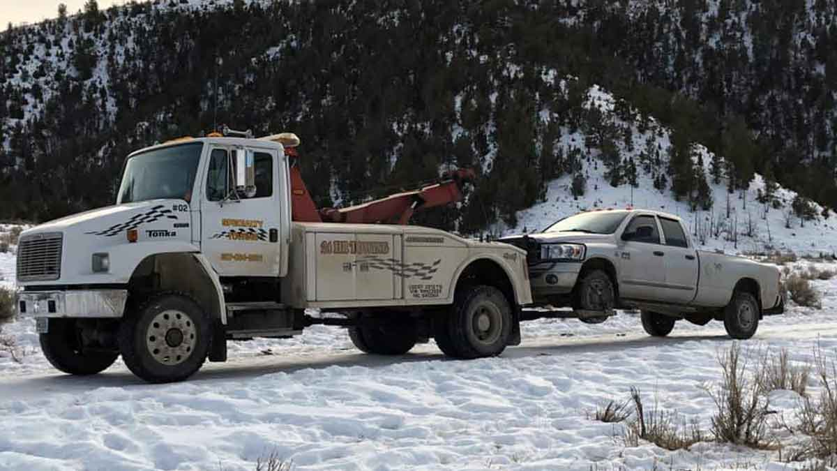 Powell WY Towing Service